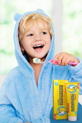 Luis Bien Natural Muz Aromalı Çocuk Diş Macunu 50 ml 2