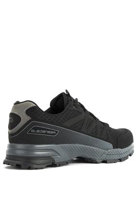 Slazenger Adonıs I Sneaker Erkek Ayakkabı Siyah Sa11re065 2