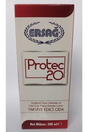 Ersağ Protec 20 (2 Li Set) Gıda Takviyesi 1