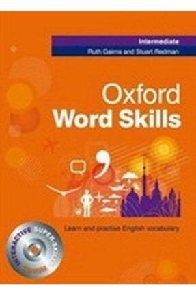 Oxford Word Skılls Inter Sb +cd-rom 0