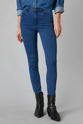Koton Kadın Mıd Indıgo Jeans 1KAK47335DD 2