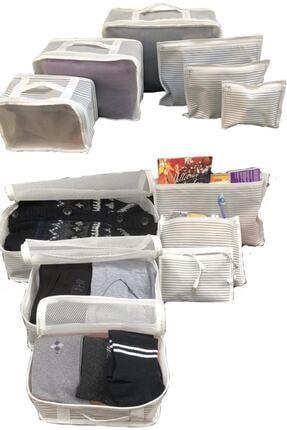 ALAS Bavul Organizer Valiz Düzenleyici 4