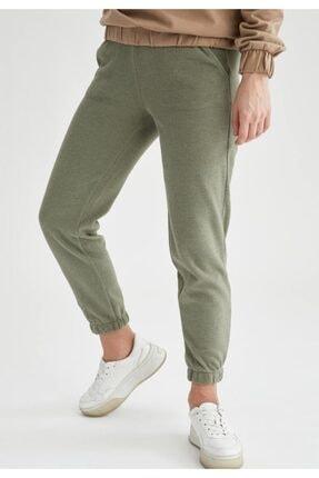 Defacto Bağcıklı Relax Fit Jogger Pantolon 1