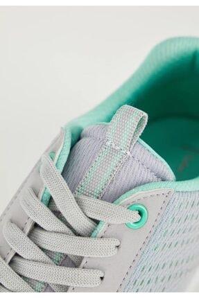 Defacto Kadın Bağcıklı Spor Ayakkabı U3061AZ21SMWT5 4