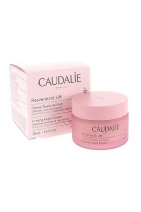 Caudalie Resveratrol Lift Sıkılaştırıcı Gece Bakım Kremi 50 ml (NEW) 0