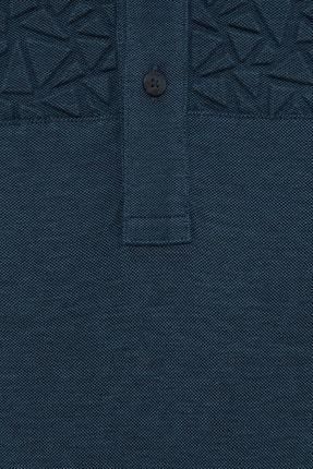 Pierre Cardin Lacıvert Erkek T-Shirt G021GL011.000.1074828 4