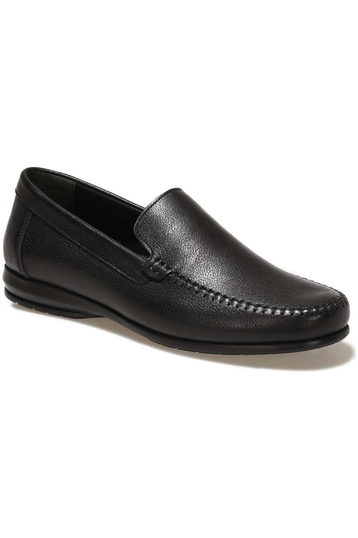 102039.M1FX Siyah Erkek Comfort Ayakkabı 100787603