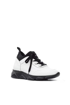 Roberto Botticelli Erkek Beyaz Spor Ayakkabı - 1