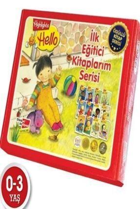 Dikkat Atölyesi Yayınları Highlights Hello Ilk Eğitici Kitaplarım Serisi 0-3 Yaş 12 Li Set 0