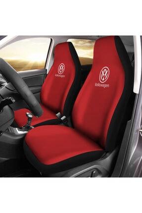 Antwax Volkswagen Golf Araca Özel Oto Koltuk Kılıfı Pro - Kırmızı ( Yeni Tasarım - Yeni Fit Kalıp ) 0