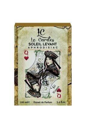 Le Cardes Soleil Levant Edp 100 ml Kadın Parfüm  8697403850343 3