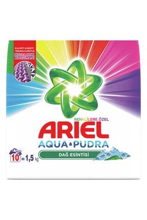 Ariel 1,5 kg Toz Çamaşır Deterjanı Parlak Renkler 1