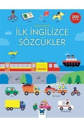 Mavi Kelebek Yayınları Çıkartmalarla Ilk Ingilizce Sözcükler 0