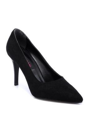 Tergan Kadın Siyah Vegan  Ayakkabı 65677q4y 0