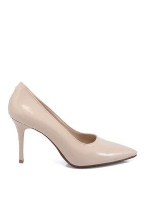 Tergan Kadın Vizon Vegan Ayakkabı 65677q4x 2