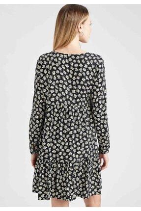 Defacto Kadın Hamile Elbisesi 2
