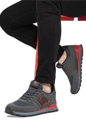 Ayakkabix Erkek Füme Dragon Porsh Günlük Spor Ayakkabı 1