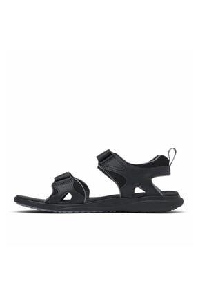 Columbia Erkek Siyah 2 Strap Sandalet 2