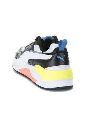 Puma Erkek Renkli X-ray 2 Square Spor Ayakkabı 373108-13 1