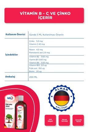 Eurho Vital Eurho® Vital Zink Plus Juice 200 Ml 4