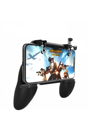 NoTech Pubg W11+ Plus Oyun Konsolu Ateşleyici Tetik Joystick Controller Gamepad 3