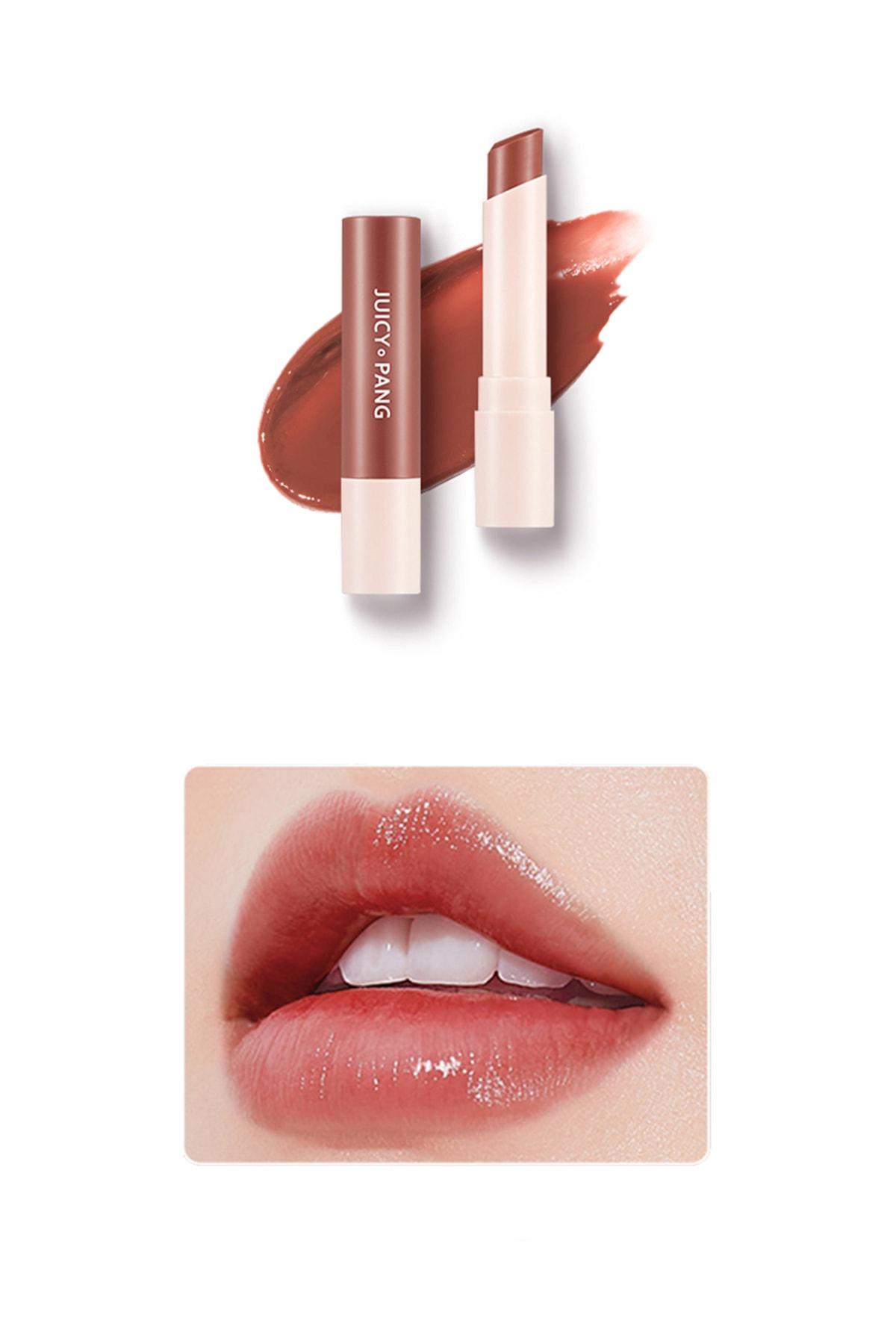 Missha Uzun Süre Kalıcı Canlı Renkli Nemlendirici Dudak Balmı APIEU Juicy-Pang Color Lip Balm (CR02) 0