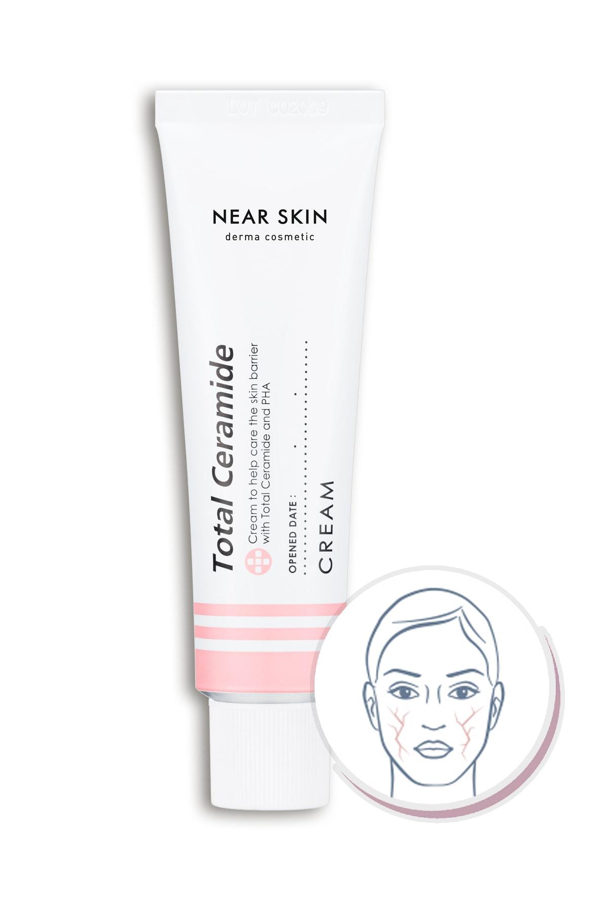 Missha Onarıcı ve Besleyici Nemlendirici Krem 50ml Near Skin Total Ceramide Cream