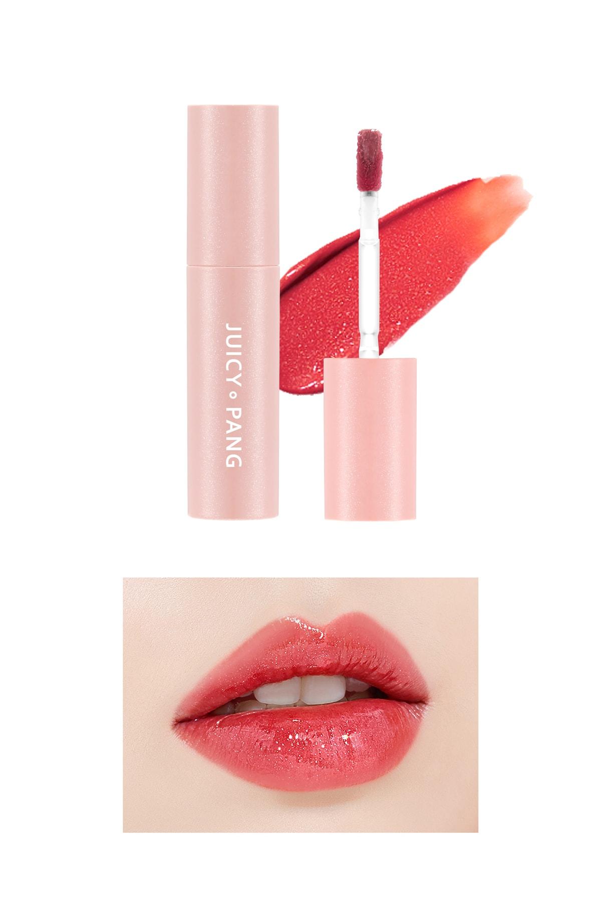 Missha Işıltı&Dolgunluk Veren Parlak Gloss Tint APIEU Juicy-Pang Sparkling Tint BE02 0