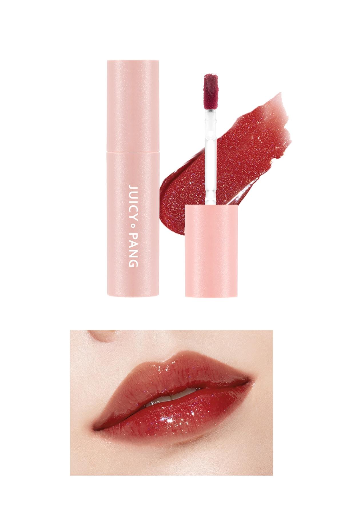 Missha Işıltı&Dolgunluk Veren Parlak Gloss Tint APIEU Juicy-Pang Sparkling Tint RD01 0