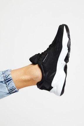 Tonny Black Siyah Beyaz Unisex Sneaker ZHR-0 0