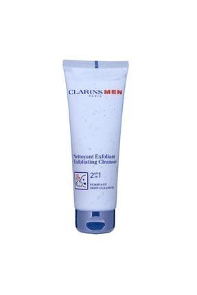 Clarins Men Exfoliating Cleanser 125 ml Peeling Temizleyici - 3380810232486 0