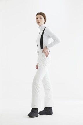 Panthzer Sassy Kadın Kayak Pantolonu Beyaz 1