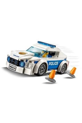 LEGO ® - City Polis Devriye Arabası 60239 1