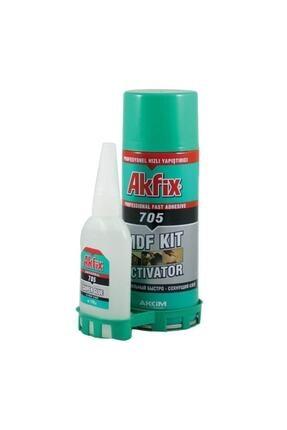 Akfix Profesyonel 705 Hızlı Yapıştırıcı 400 ml 100 gr 0