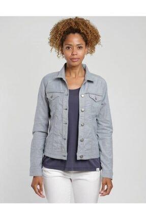 Kadın Kot Ceket ince kot ceket