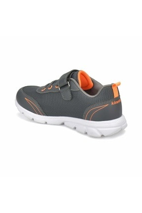 Kinetix YANNI 1FX Gri Erkek Çocuk Koşu Ayakkabısı 100787332 2