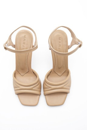 Marjin Kadın Klasik Topuklu Ayakkabı 0