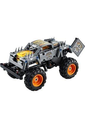 LEGO ® Technic Monster Jam® Max-D® 42119 - Çocuklar için Canavar Kamyon Oyuncak Yapım Seti 230 Parça 2