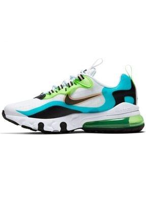 Nike Kadın Beyaz Air Max 270 React Se Spor Ayakkabı Cj4060 - 300 1