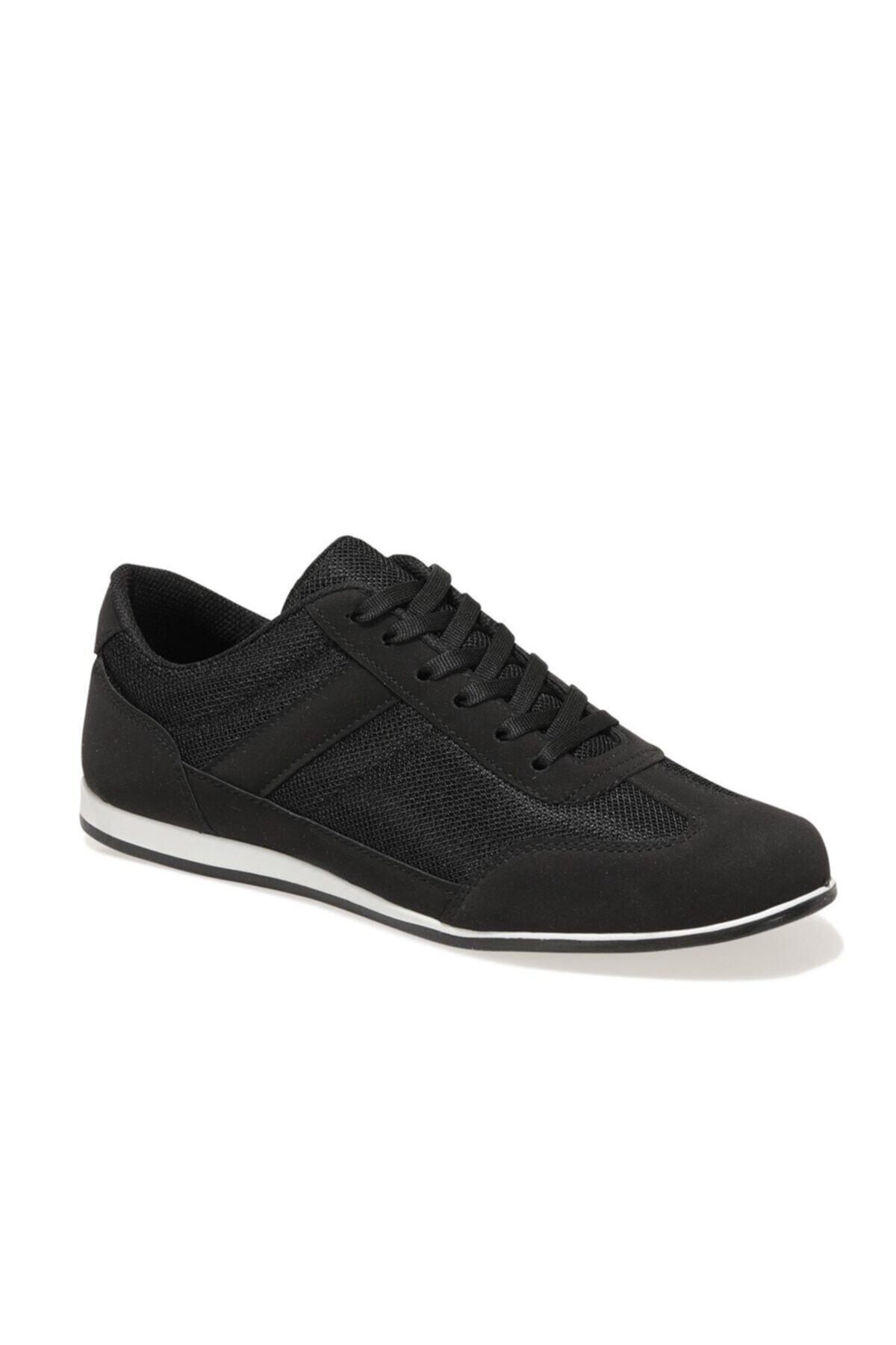 356742.M1FX Siyah Erkek Sneaker Ayakkabı 100936368