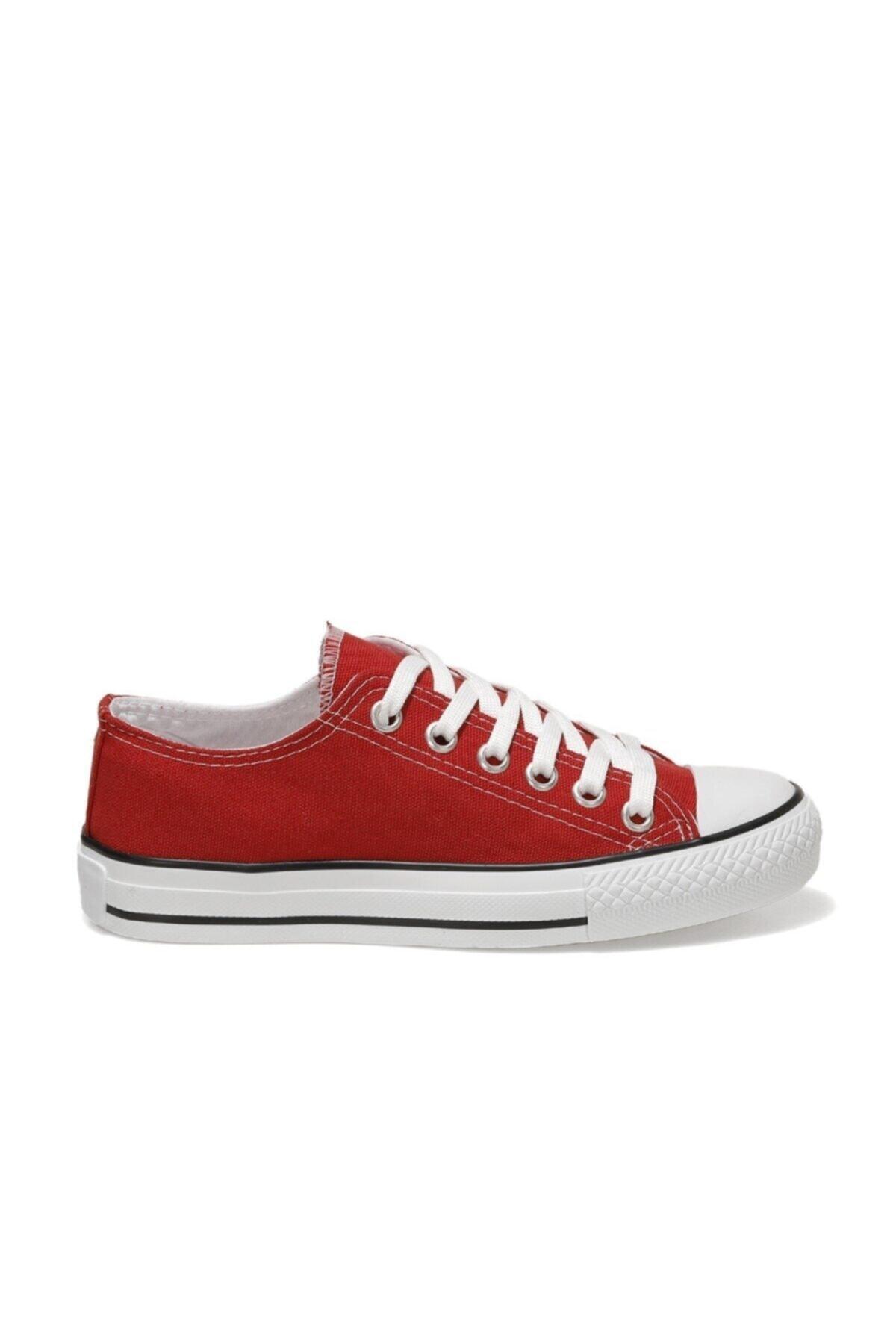 BRENDA 1FX Kırmızı Kadın Havuz Taban Sneaker 101070465