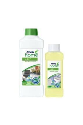 Amway Çok Amaçlı Temizleyici Paketi Loc+ Banyo Loc 0