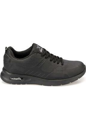 Kinetix NINA PU M 9PR Siyah Erkek Sneaker Ayakkabı 100417139 1