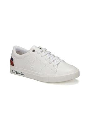 US Polo Assn Kadın Günlük Spor Ayakkabısı Sneaker - Beyaz - Btmz000385-beyaz-37 0