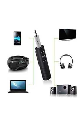 Paleon Bluetooth Aux Kiti Araç Kiti 3,5 Mm Aux Ses Bluetooth Adaptör 2