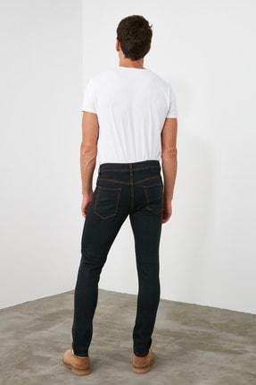 TRENDYOL MAN Siyah Erkek Skinny Jeans TMNSS20JE0242 4