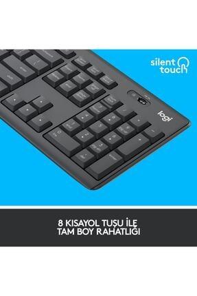 logitech Mk295 Kablosuz Klavye & Mouse Seti 920-009804 2