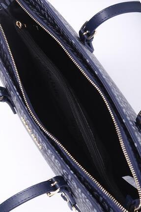 Marie Claire Kadın Lacivert Omuz Çantası Rain Mc212101064 3