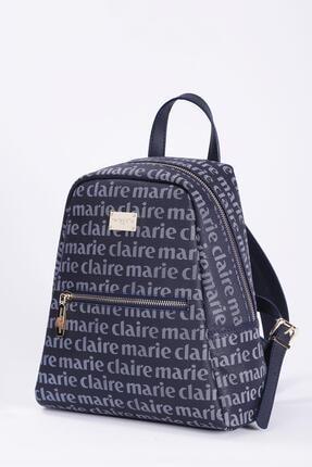 Marie Claire Kadın Lacivert Sırt Çantası Lisa Mc212102003 2