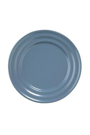 Kütahya Porselen Gri New Tuvana  Yemek Seti 24 Parça 2